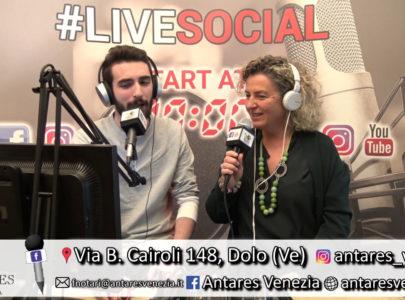 Radio Venezia intervista Fulvia Notari